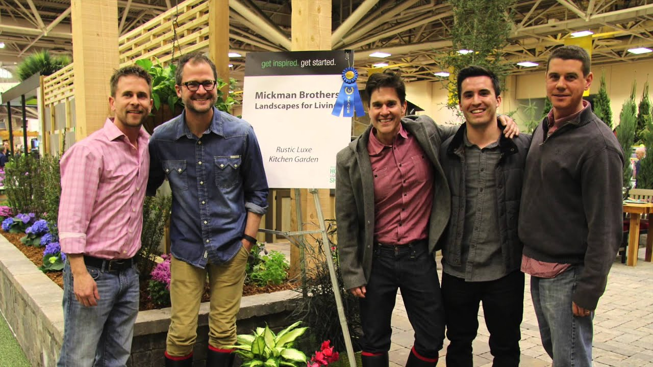 Attrayant 2015 Minneapolis Home And Garden Show Featuring Mickman Brothers