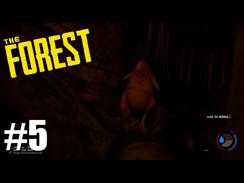 The Forest (Family Multiplayer) Episode #5 - Rusty Axe and Rebreather!