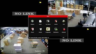 Hikvision NVR | DHCP or Static…