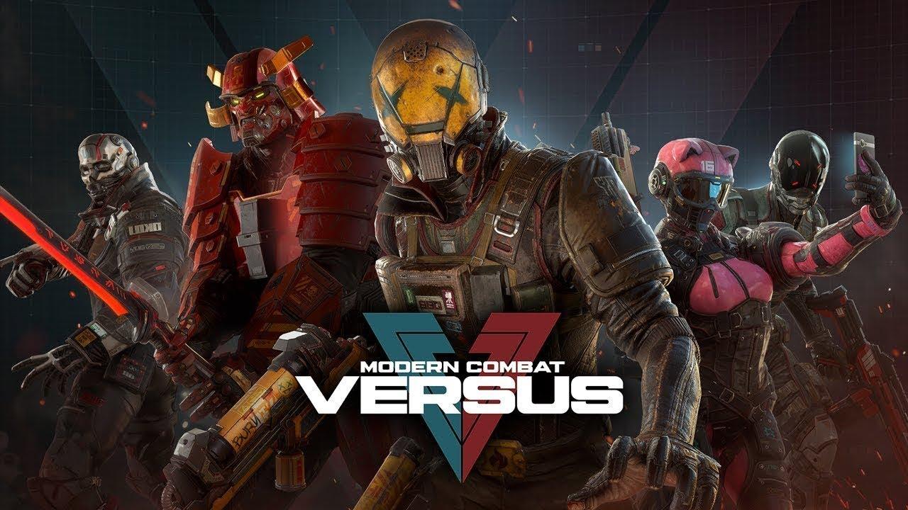 Modern Combat Versus PC تجربة اللعبة - الاحتراف