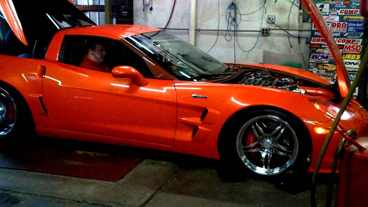 Trick or Treat - C6 Chevy Corvette ZLS3 Street Monster - SK