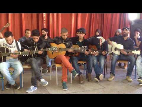 Academie Hoboken Muziek Woord Oujda