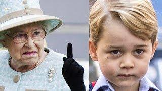 5 Regole Assurde che la Famiglia Reale Deve Seguire!