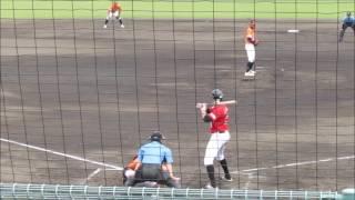 高知市野球場(高知球場)にて撮影。 四国アイランドリーグplus公式戦 ...