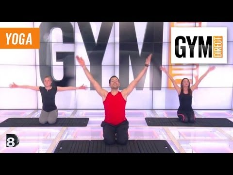 Cours de yoga sportif - Yoga 5