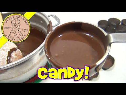 Make Your Own Chocolate From Scratch Kit, Glee Gum YouTube Toy Video Reviews For Kids Toysreview