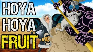 Daifuku's Hoya Hoya No Mi: The Mystery Genie - One Piece Discussion