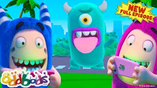 Oddbods Playing A Virtual Reality Game   NEW Full Episode   Cartoon for Kids