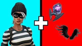 10 BEST COMBOS For The Rapscallion Skin In Fortnite! Rapscallion Skin Best Back Bling Combos!