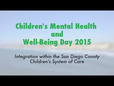 Celebrating Children's Mental Health and Well-Being