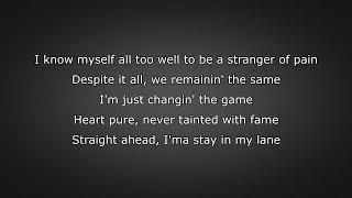 YBN Cordae - Bad Idea (feat. Chance The Rapper) (Lyrics)
