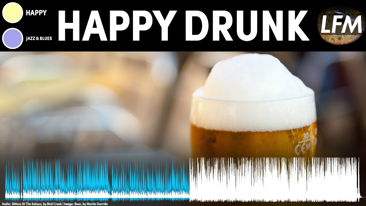 Happy Drunk Background Instrumental Royalty Free Music