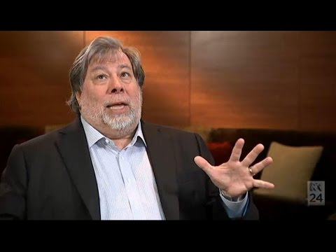 In full: Steve Wozniak speaks to Lateline