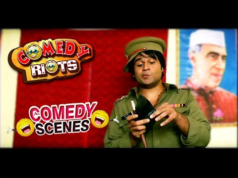 Officers Visit to Police station   Comedy...