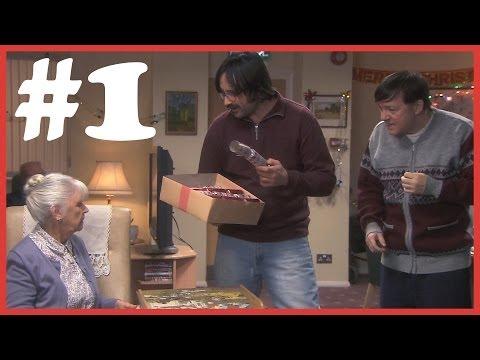 Kev's Christmas Crackers No.1 | Derek