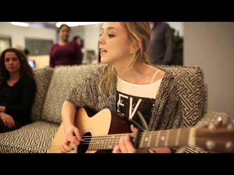 Emily Kinney - Expired Lover - Live at Live Nation NYC Office