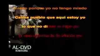 Calma Pueblo Calle 13 con letra Karaoke