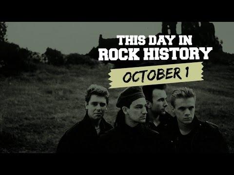 U2's 'Unforgettable' Release, Janis Joplin's Posthumous Smash - October 1 in Rock History