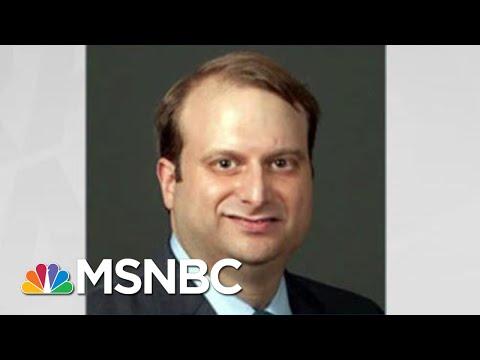 Donald Trump Nominates Advocate Of 'Ethnonationalism' For Judgeship   Rachel Maddow   MSNBC