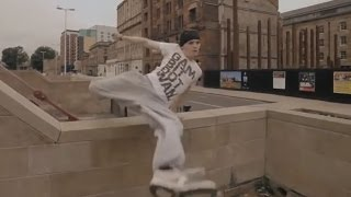 Parkour and Freerunning 2014 - Don't Let Go