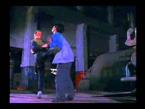 Breathing Fire 1991  Jonathan Ke Quan vs Jerry Trimble