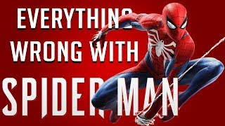 GamingSins: Everything Wrong With Spider-Man (2018)