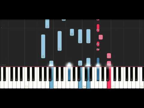 XxxTentacion -  Revenge (Piano tutorial )