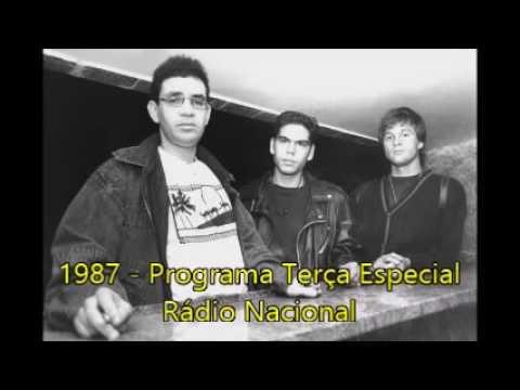 Legião Urbana - Entrevista na Rádio Nacional 1987 (Programa Terça Especial)