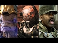 Halo Saga All Death Scenes