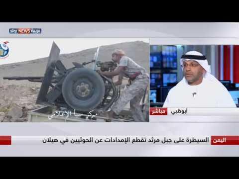 الكعبي: السيطرة على صرواح نقطة انطلاقة نحو صنعاء