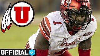 Nation's Top Defensive Back 💯 Official Jaylon Johnson Utah Highlights