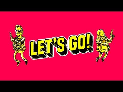 LET'S GO! - (2D Animated Short Film) A Life Changing Experience. Magical.