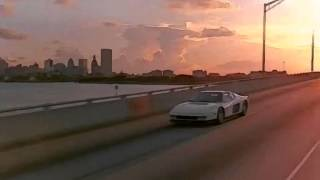 Miami Vice Music -- Peter Gabriel -- We Do What We