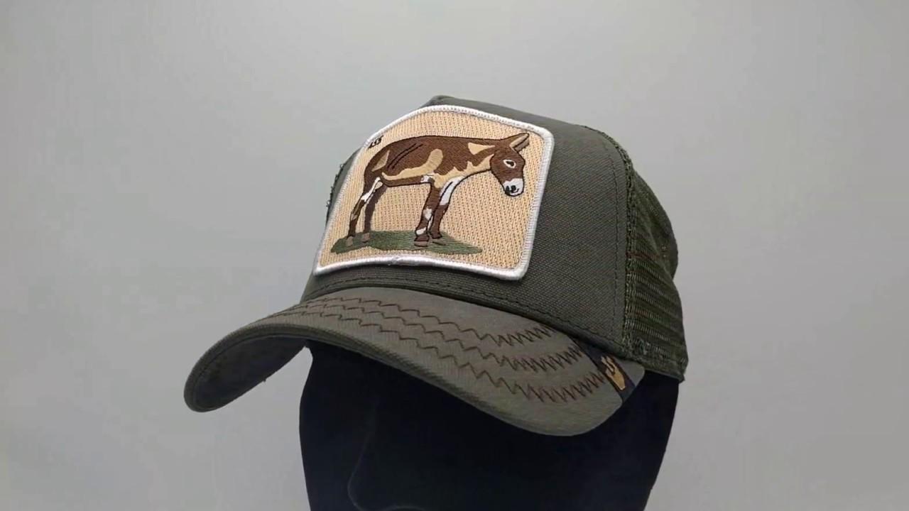 680c2c0c702a1 Goorin Bros. Donkey Ass Trucker cap - €34