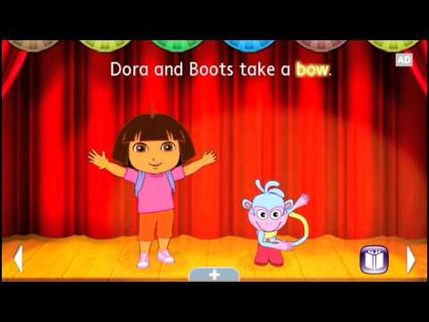 LeapFrog LeapPad Ultra eBook Trailer - Dora the Explorer: Dora's Amazing Show