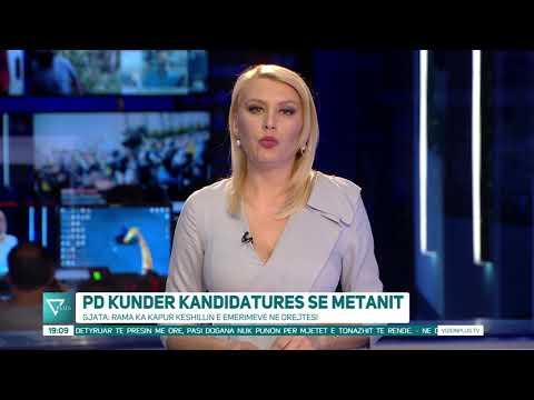 News Edition In Albanian Language - 3 Gusht 2019 - 19:00 - News, Lajme - Vizion Plus
