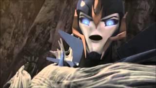 Transformers Prime Katy Perry     Dark Horse