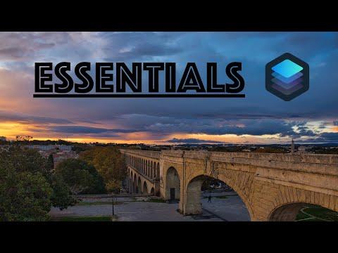 Luminar 4 Tutorial, Ep 5: Essentials tab thumbnail