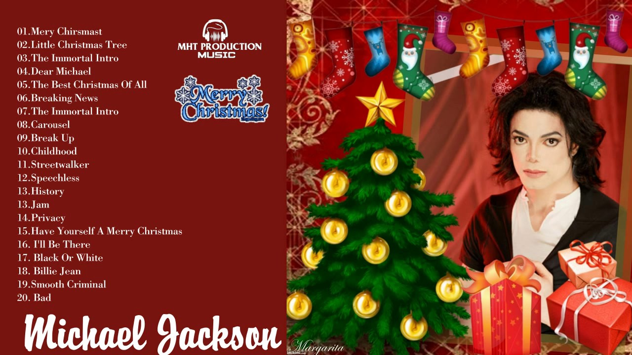 Michael Jackson merry christmas Greatest Hits || Best Songs ...