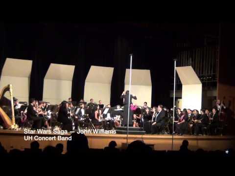 University of Hawaii Concert Band — 2015 Aloha Concert