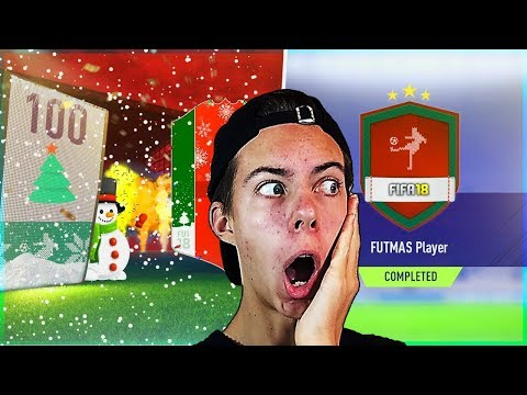 FIFA 18 FUTMAS! SBC, DRAFT - FIFA 18 Ultimate Team på svenska