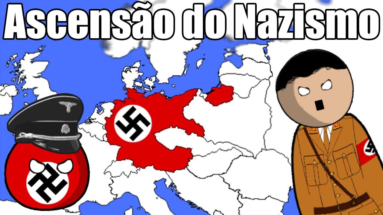 A Ascensão da Alemanha Nazista