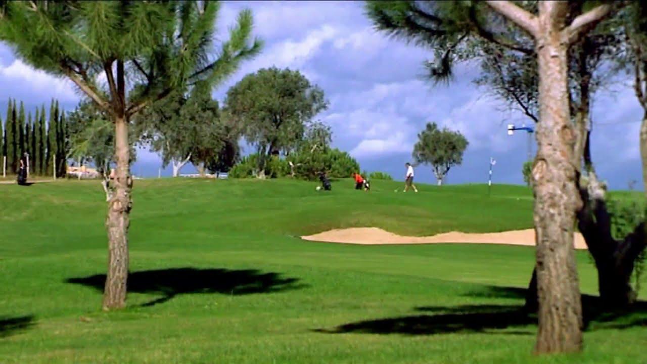 Golf R Estate >> CS Álamos Golf Course, Morgado do Reguengo Resort, Portimão, Portugal - YouTube
