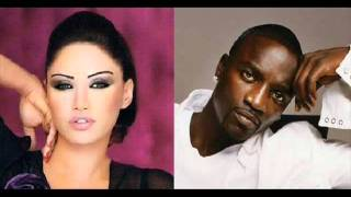 Akon ft  Melissa   Yalli Nassini New Hot 2009