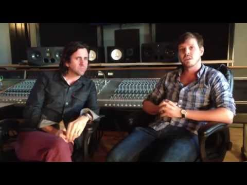 Inside Saint Cecilia Studios Part 1 - The Different Hats of a Producer