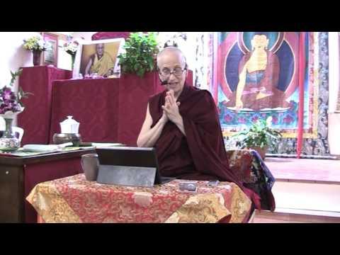 The ten benefits of monastic precepts