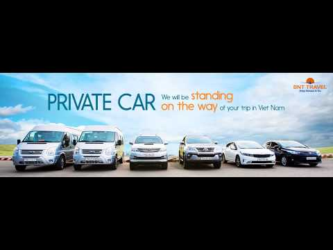 PRIVATE CAR SERVICES WITH BNT TRAVEL COMPANY