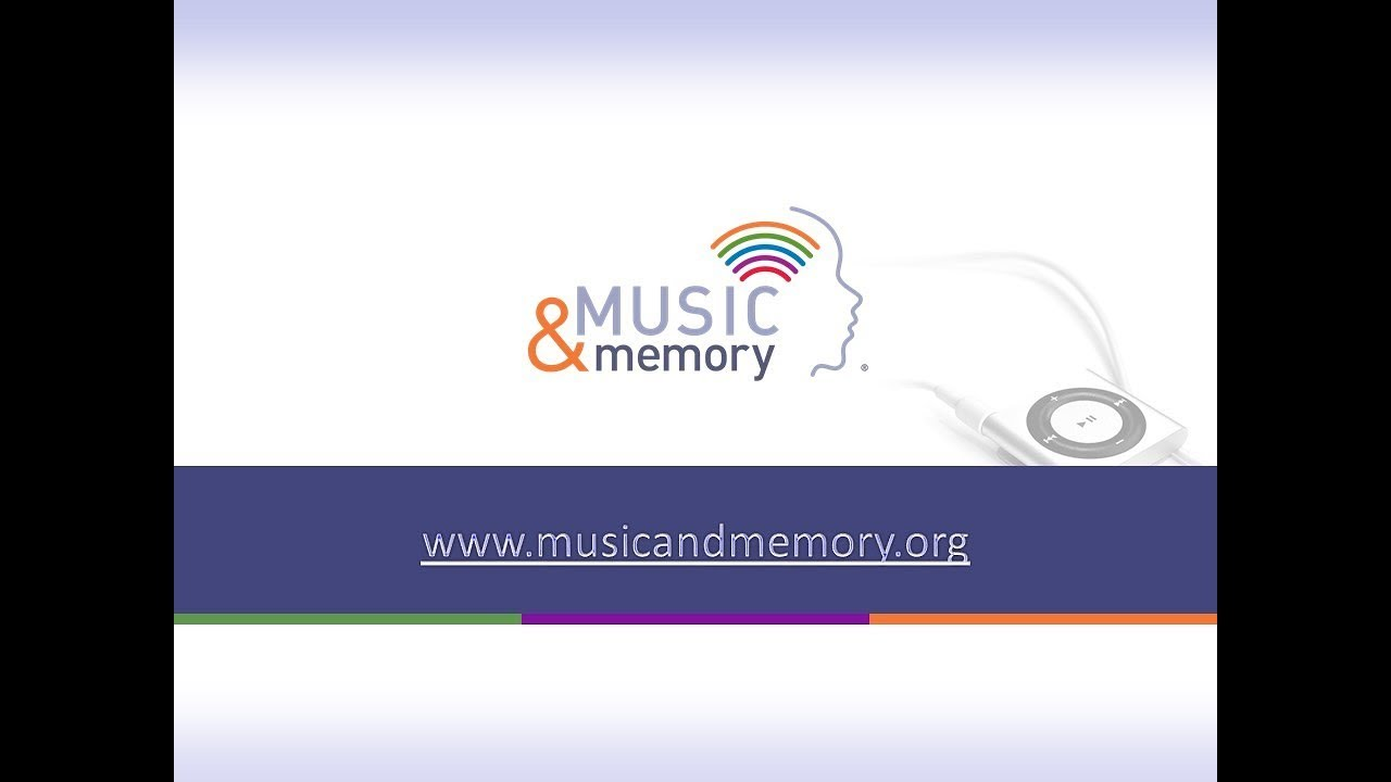 Enhancing Care Through Music And Memory Youtube