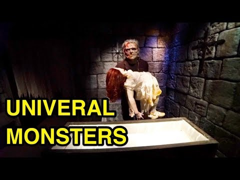 [NEW] Universal Monsters - Halloween Horror Nights 2018 (Universal Studios Hollywood, CA) Mp3