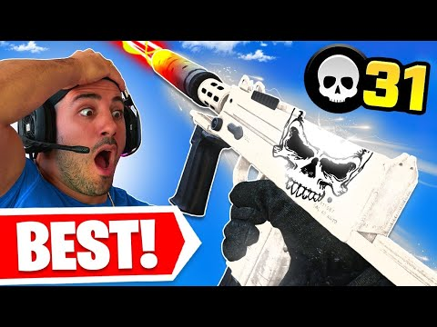 31 Kills with my *SECRET* Mac 10 Class on Warzone! 🤯